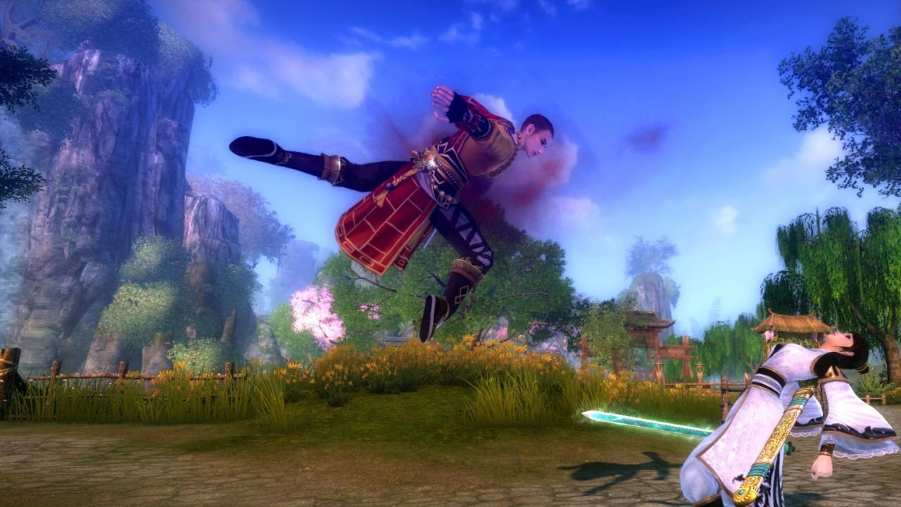 age of wushu pvp guide