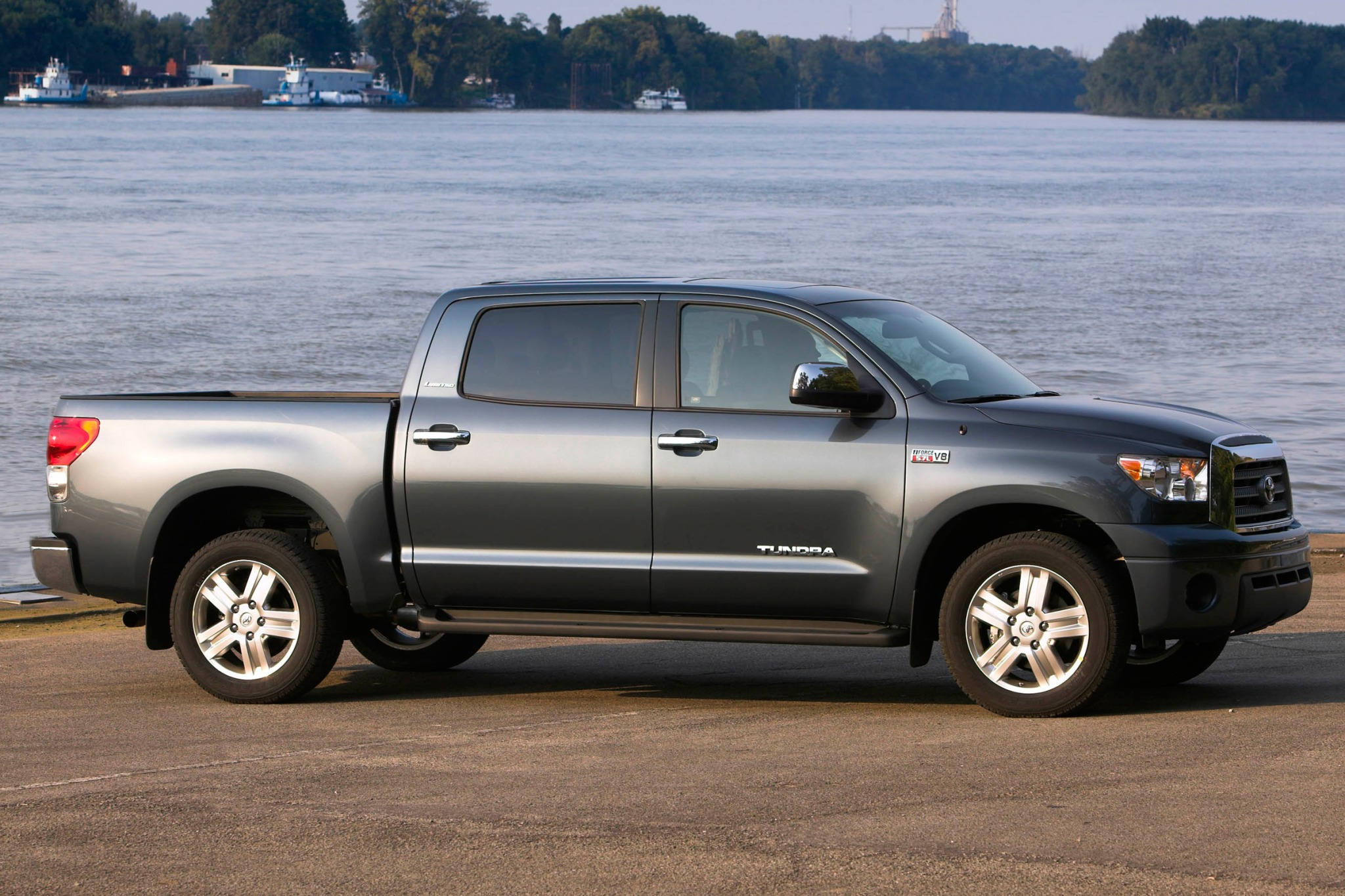 2007 toyota tacoma scheduled maintenance guide