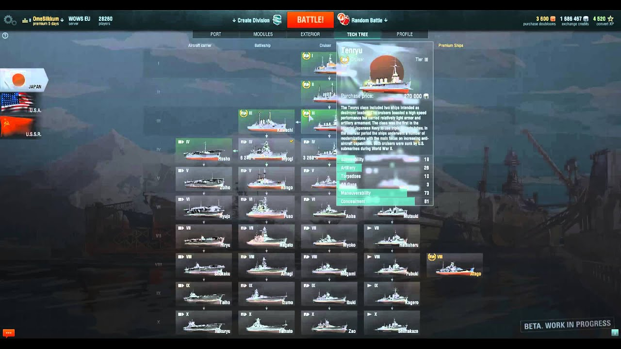 world of warships crosshair guide