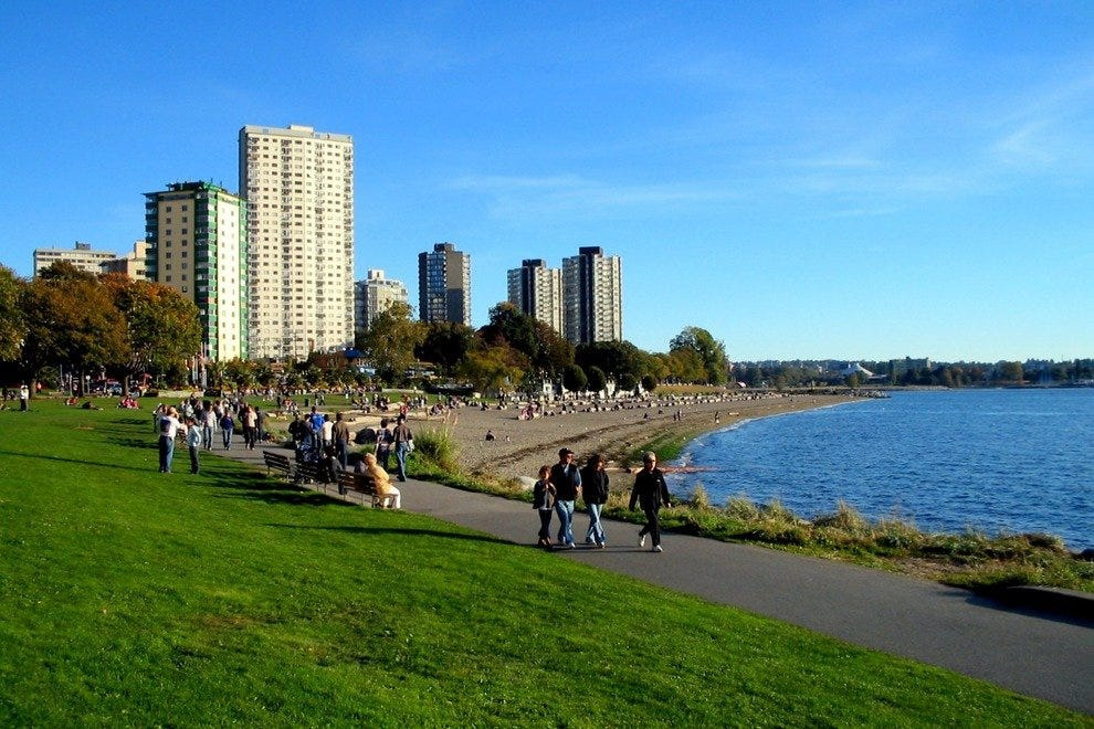 vancouver bc free travel guide