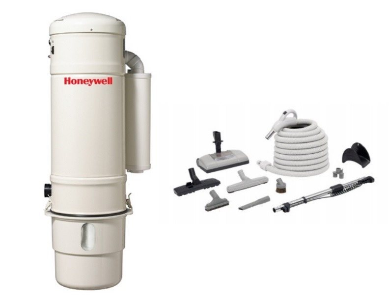 central vacuum system installation guide