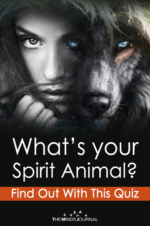 animal spirit guide personality test