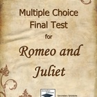 romeo and juliet final test study guide
