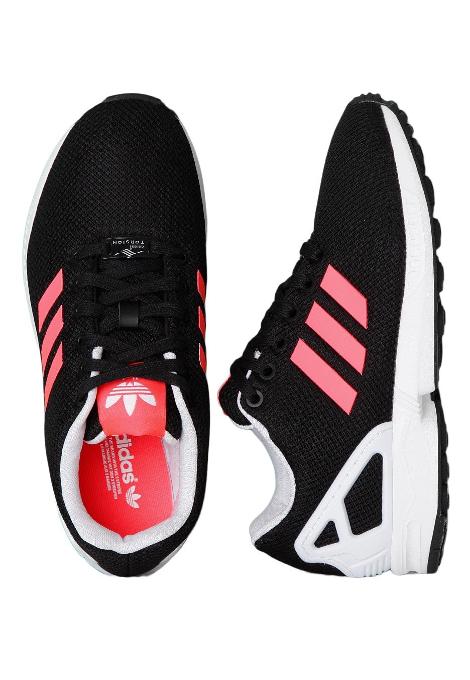 adidas zx flux size guide