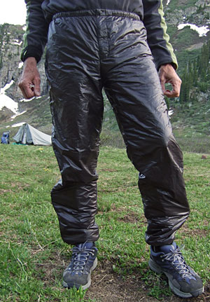 rab neo guide pants review