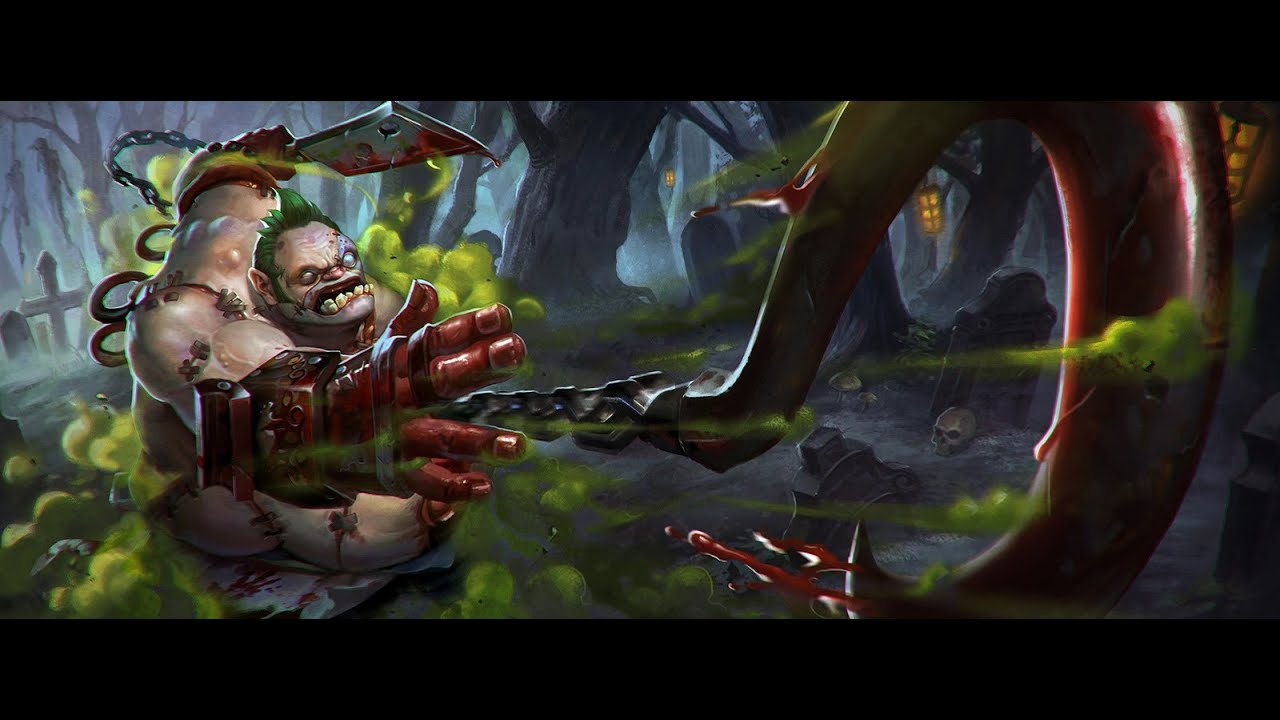 dota 2 pudge hook guide