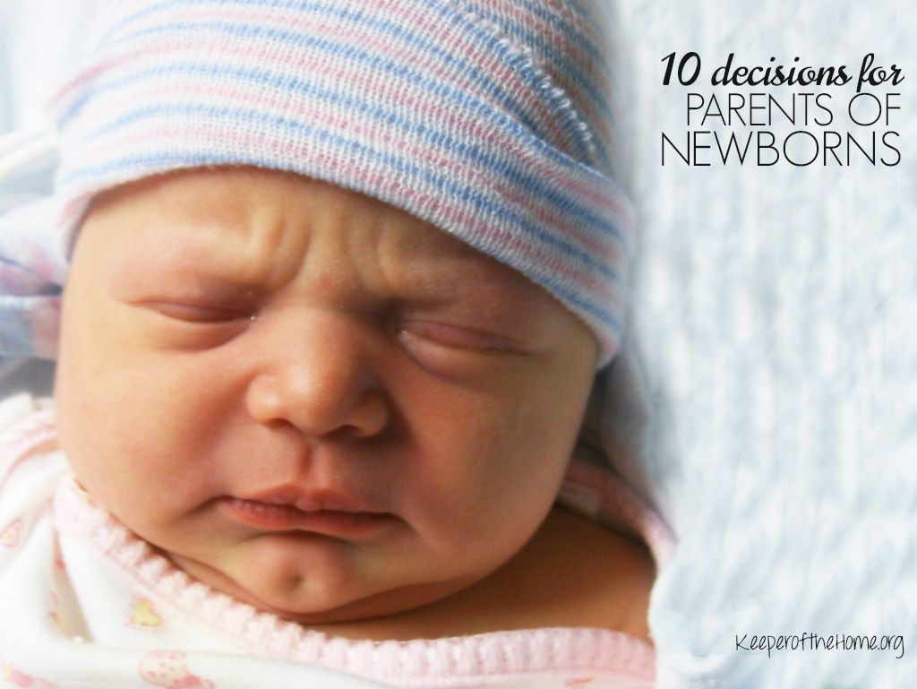 new parents guide to baby