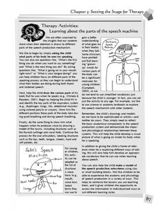 school age stuttering therapy a practical guide
