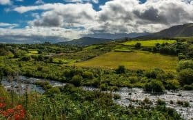 walking holidays in ireland guided